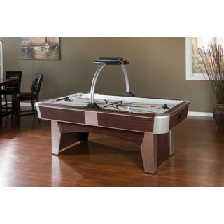 Monarch White/Brown ABS Air-Hockey Table https://ak1.ostkcdn.com/images/products/14516407/P21071408.jpg?impolicy=medium