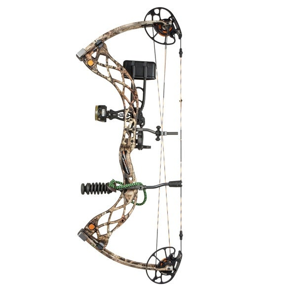 Martin Archery FeatherWeight Carbon Bow Package with Kestrel Cams