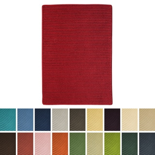 Anywhere Rectangle Reversible Rug (4' x 6') (As Is Item)