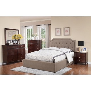 Masally 4 Piece Contemporary Bedroom