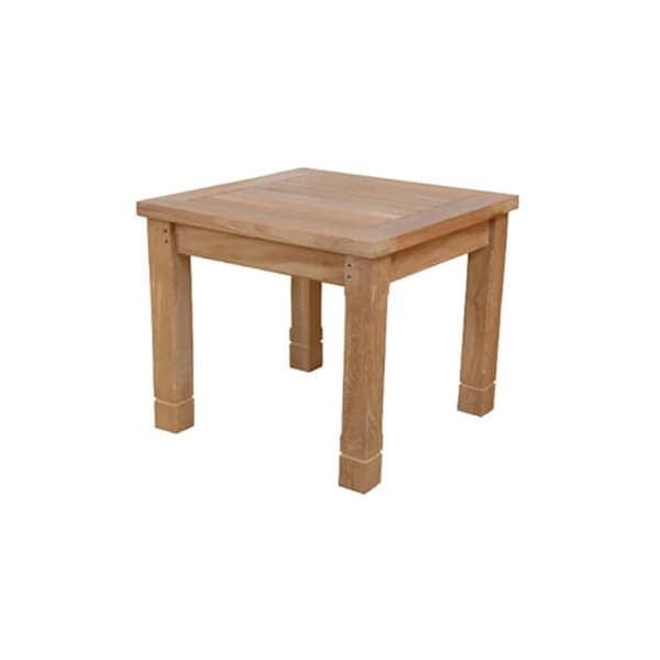 Anderson Teak SouthBay Outdoor Square Side Table