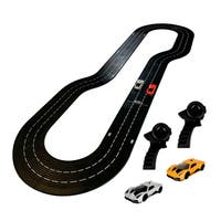 DMXSLOTS DMX Racer G2 Slot Car Racing Package  (Instant speed controller)