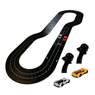 DMXSLOTS DMX Racer G2 Slot Car Racing Package (Instant speed controller)