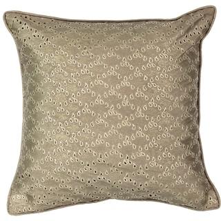 Beautyrest Sandrine Eyelet Decorative Pillow