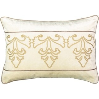 Beautyrest Sandrine Embroidered Decorative Pillow