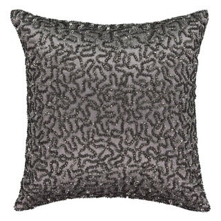 Beautyrest La Salle Sequined Decorative Throw Pillow