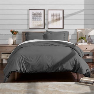 Premium Ultra Soft Microfiber Duvet Cover Set (More options available)