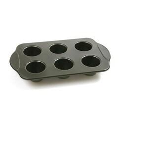Norpro Steel Nonstick Linking Popover Pan