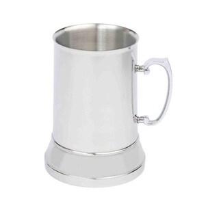Maxam Stainless Steel 34oz Beer Mug