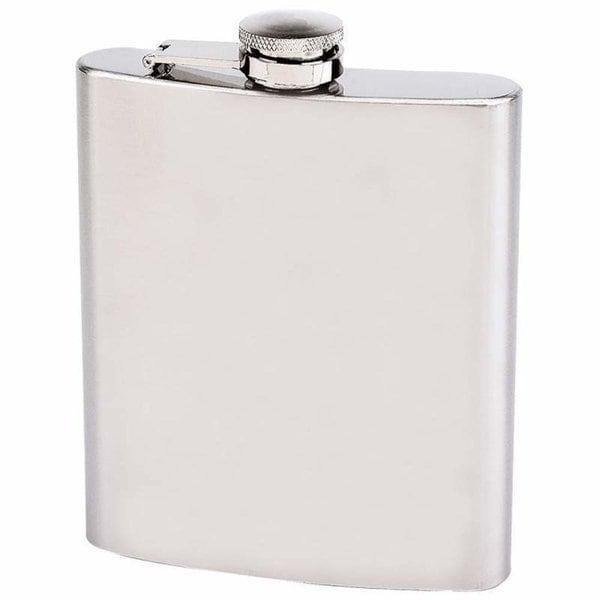 Maxam Stainless-steel 18-ounce Flask
