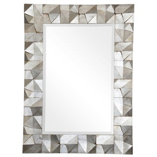 Renwil Balint Framed Rectangular Wall Mirror