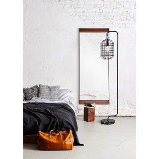 Renwil Callan Framed Rectangular Wall Mirror