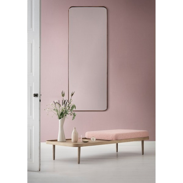 Renwil Fabio Framed Rectangular Wall Mirror