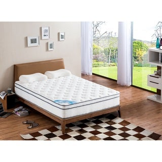 Pillow Top Full-size Pocket Spring Mattress