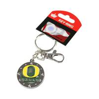 NCAA Oregon Ducks Impact Key Chain