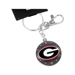 NCAA Georgia Bulldogs Impact Key chain