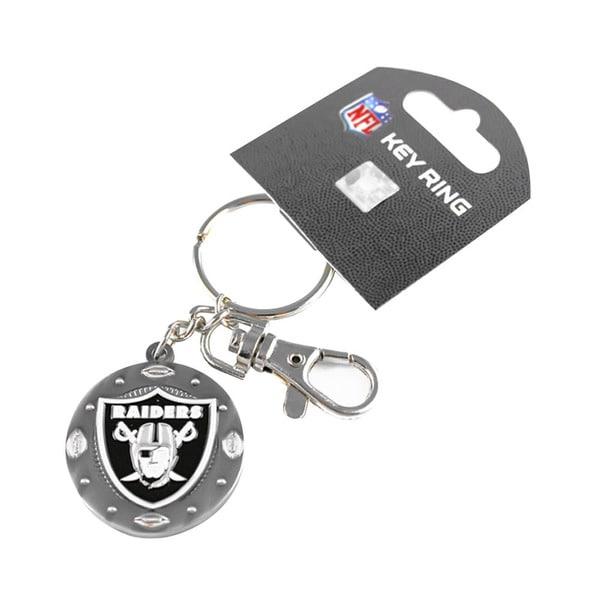 Aminco NFL Oakland Raiders Impact Keychain