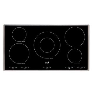 36-inch Induction Cooktop with Stainless Steel Trim