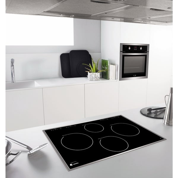 30 inch induction cooktop. 30-inch Induction Cooktop With Stainless Steel Trim 30 Inch