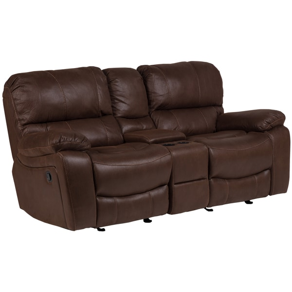 with console power reclining center quincey recliners recliner loveseat cover