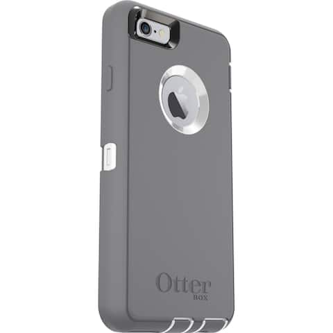 OtterBox Defender Carrying Case (Holster) iPhone 6, iPhone 6S - Glacier