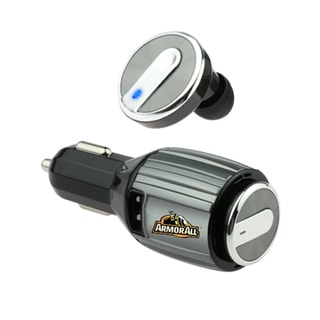 Etcbuys Bluetooth Headset and Car Charger
