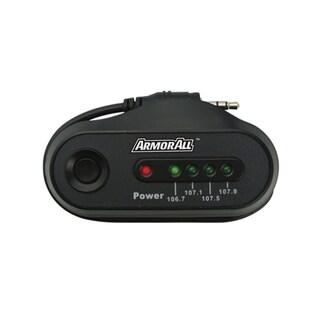 Etcbuys Black FM Transmitter with 3.5mm Audio Jack