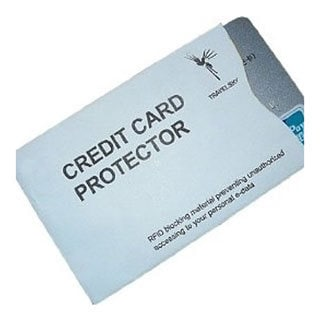 Etcbuys RFID Credit Card Sleeve