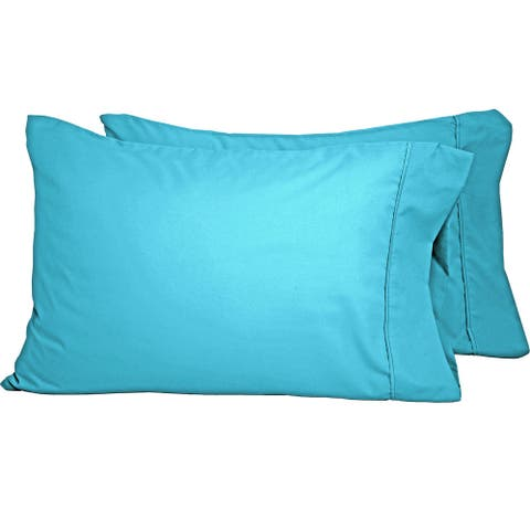 Bare Home King Size Microfiber Pillowcase Set of 2, Hypoallergenic
