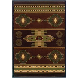 Wildwood Nashua Hand-carved Accent Rug (1'10 x 3'1)