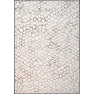 Twilight Ivory Area Rug (3'11 x 5' 7 )