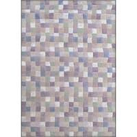 "Twilight Modern Multi Area Rug - 3'11"" x 5'7"""