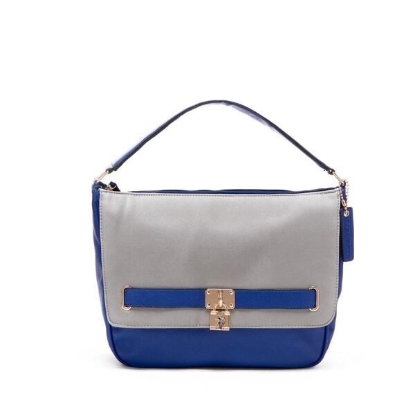ab06744dbb9 Shop U.S. Polo Association Robinson Hobo Handbag - M - Free Shipping ...