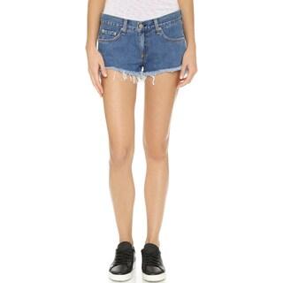 Rag & Bone Women's Mason Cut-off Shorts
