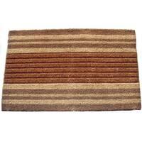 Ribbed Natural Doormat