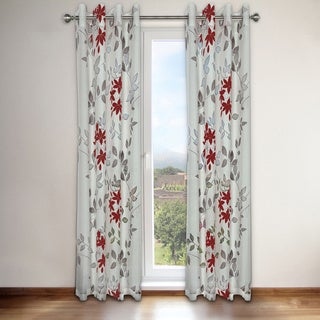 Famous Home Reni Cotton-blend Window Curtain Panel
