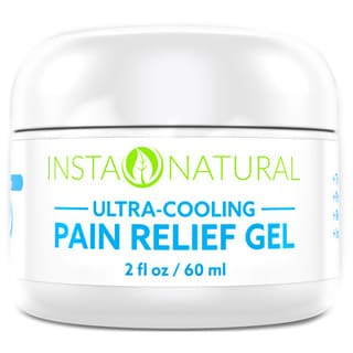 InstaNatural 2-ounce Pain Relief Gel