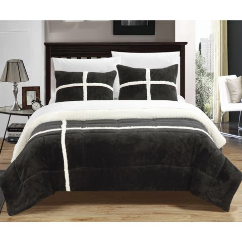 Chic Home Chiron 7-Piece Comforter Set