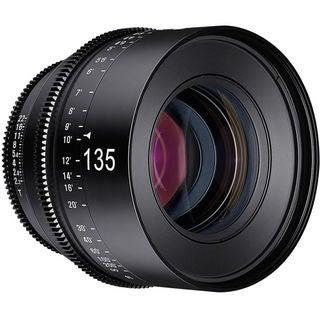 Rokinon Xeen 135mm T2.2 Lens with Nikon F Mount