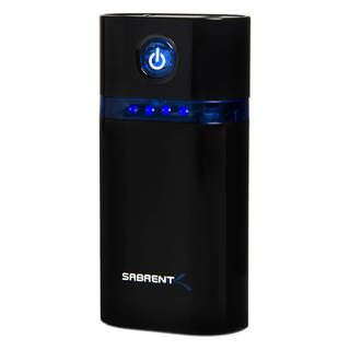 Sabrent PB-W500 4400-mAh Ultra-compact Portable Charger External Backup Battery Power Bank Charger