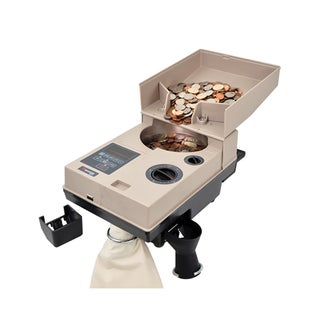 Cassida C500 Heavy Duty Coin Counter and Off-Sorter