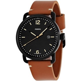 Fossil Male's FS5276 The Commuter Watches