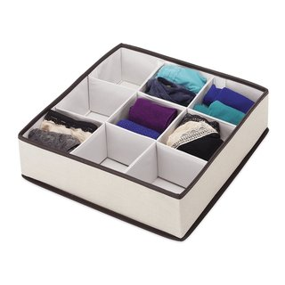 Large Multi Compartment Draw Organzier