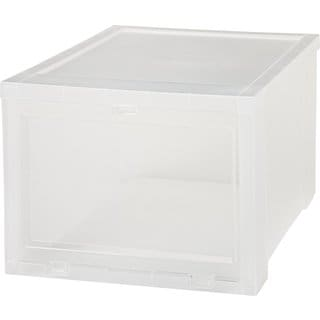 Drop Front Shoe Box by Iris