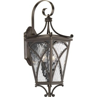 Progress Lighting Cadence Two-light 8-inch Med Wall Lantern