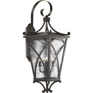 Cadence Aluminum 12-inch 4-light Extra-large Wall Lantern