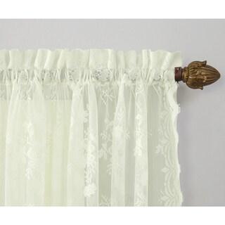 No. 918 Alison Rod Pocket Window Curtain Panel