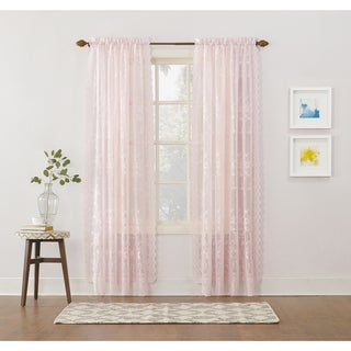 72 Inches Sheer Curtains - Shop The Best Deals For Apr 2017