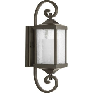 Devereux Brown Aluminium 5-5.inch One-light Wall Lantern