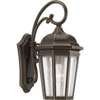 Progress Lighting Verdae Bronze Aluminum One-light Medium Wall Lantern